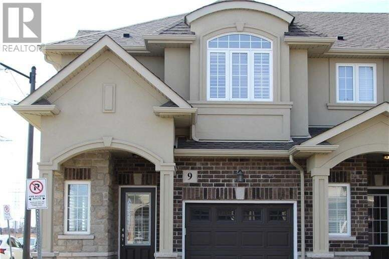 Townhouse for rent at 47 Madonna Dr Hamilton Ontario - MLS: 30819455