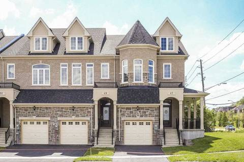 Townhouse for sale at 47 Maffey Cres Richmond Hill Ontario - MLS: N4632404