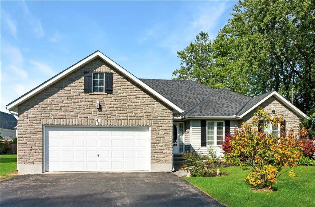 House for sale at 47 Maple Leaf Ave South Ridgeway Ontario - MLS: 30752258