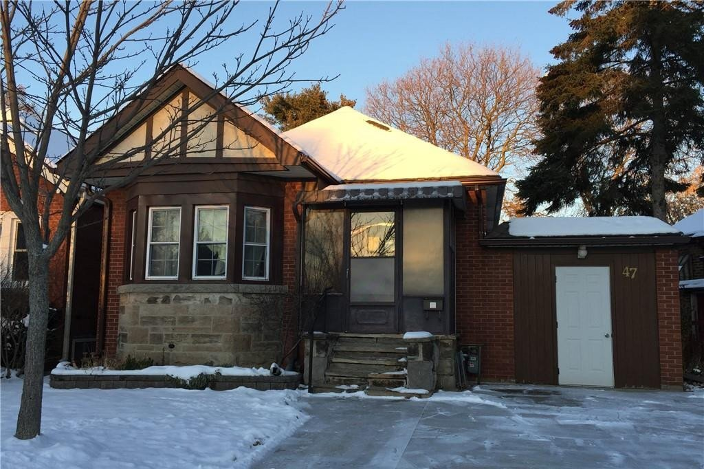 House for sale at 47 Marion Ave S Hamilton Ontario - MLS: H4093892
