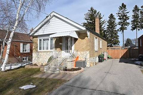 House for sale at 47 Marsh Rd Toronto Ontario - MLS: E4734463