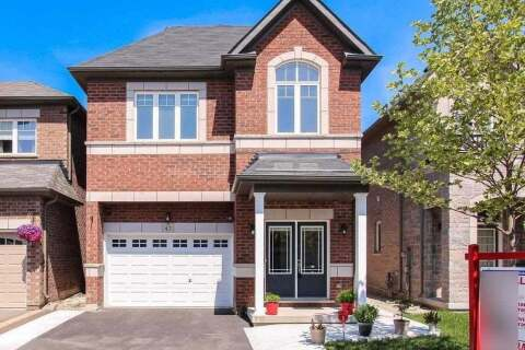 House for sale at 47 Masken Circ Brampton Ontario - MLS: W4823760
