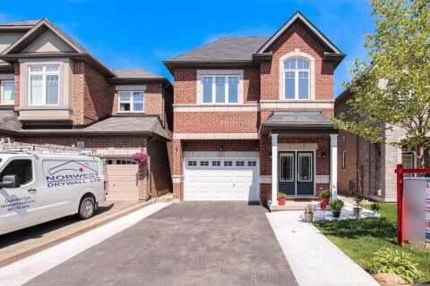 House for sale at 47 Masken Circ Brampton Ontario - MLS: W4838380