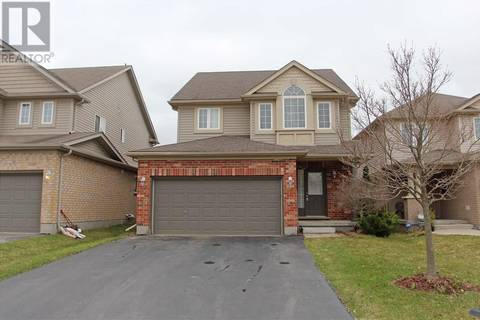 House for sale at 47 Mcarthur Dr Guelph Ontario - MLS: 30728774
