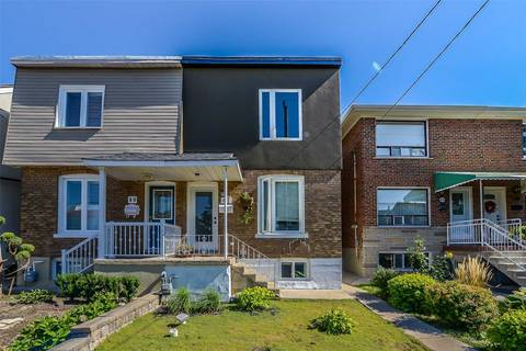 Townhouse for rent at 47 Mcroberts Ave Toronto Ontario - MLS: W4501705
