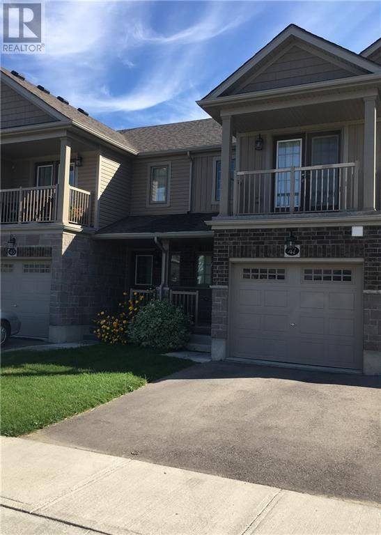 Townhouse for rent at 47 Meadowridge St Kitchener Ontario - MLS: 30773140