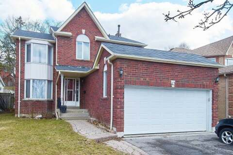 House for sale at 47 Meekings Dr Ajax Ontario - MLS: E4773897