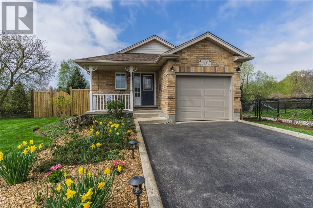 Removed: 47 Merlene Court, Cambridge, ON - Removed on 2019-05-28 06:03:10