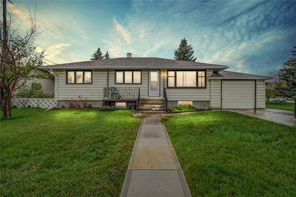 House for sale at 47 Moncton Rd Ne Winston Heights/mountview, Calgary Alberta - MLS: C4264863