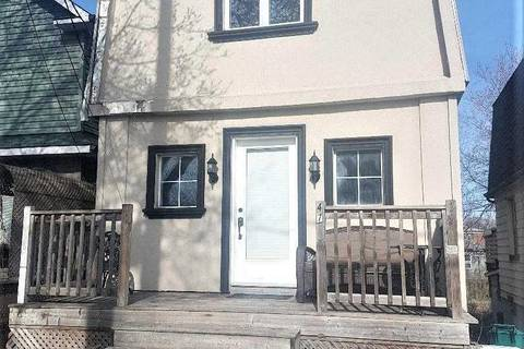 House for rent at 47 Norval St Toronto Ontario - MLS: W4738081