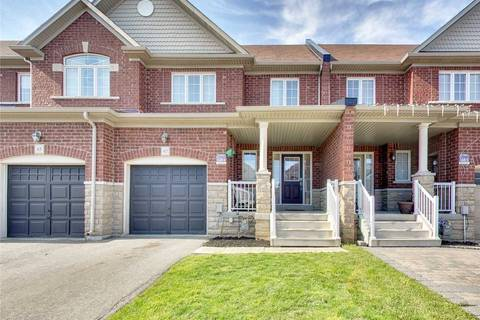 Townhouse for sale at 47 Oklahoma Dr Brampton Ontario - MLS: W4459048