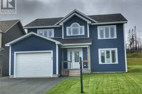 House for sale at 47 Orlando Pl St. John's Newfoundland - MLS: 1193845
