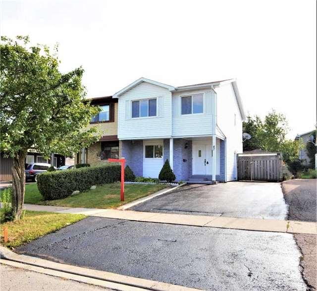 Sold: 47 Pennywood Road, Brampton, ON