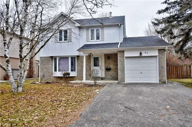 For Sale: 47 Penwick Crescent, Richmond Hill, ON | 4 Bed, 3 Bath House for $1,178,000. See 16 photos!