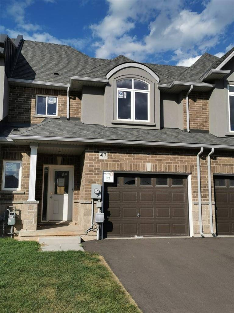 Townhouse for sale at 47 Pinot Cres Stoney Creek Ontario - MLS: H4064269