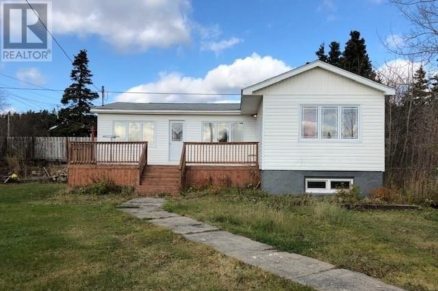 House for sale at 47 Pleasant Ave Stephenville Newfoundland - MLS: 1207079
