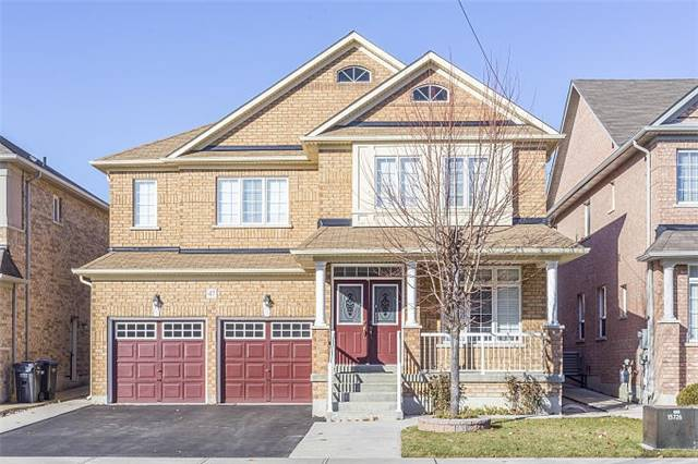Sold: 47 Purebrook Crescent, Brampton, ON