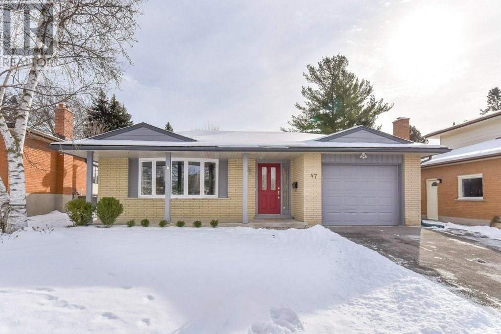 Removed: 47 Ramblewood Way, Kitchener, ON - Removed on 2020-01-18 12:15:24