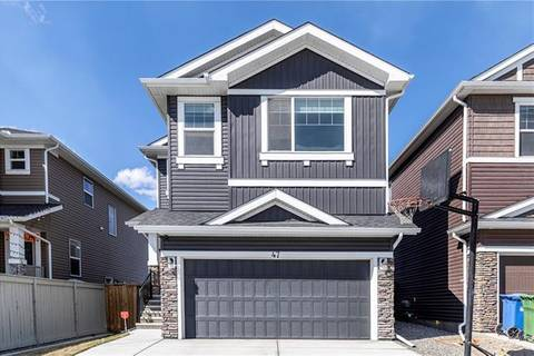 House for sale at 47 Redstone Ht Northeast Calgary Alberta - MLS: C4295062
