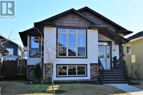 House for sale at 47 Regatta Wy Sylvan Lake Alberta - MLS: ca0164477