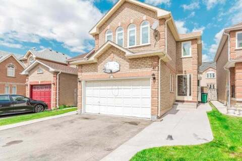 House for sale at 47 Ripley Cres Brampton Ontario - MLS: W4814047