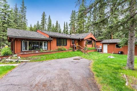 House for sale at 47 River Dr North Bragg Creek Alberta - MLS: C4233859
