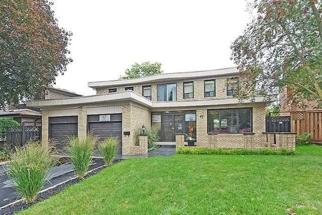 For Sale: 47 Riverview Avenue, Vaughan, ON | 4 Bed, 4 Bath House for $1,329,000. See 19 photos!