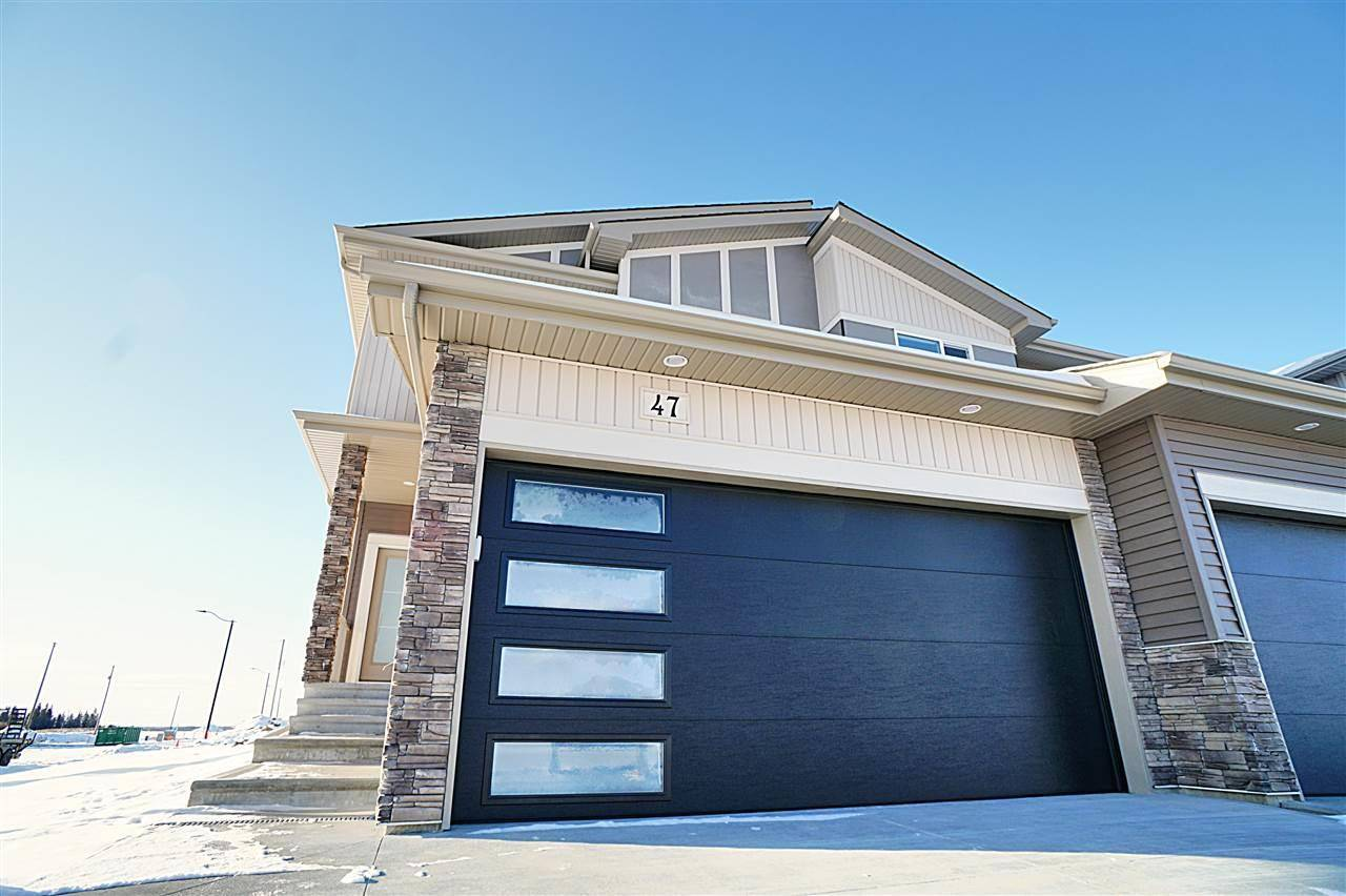 Townhouse for sale at 47 Robin Wy St. Albert Alberta - MLS: E4183137
