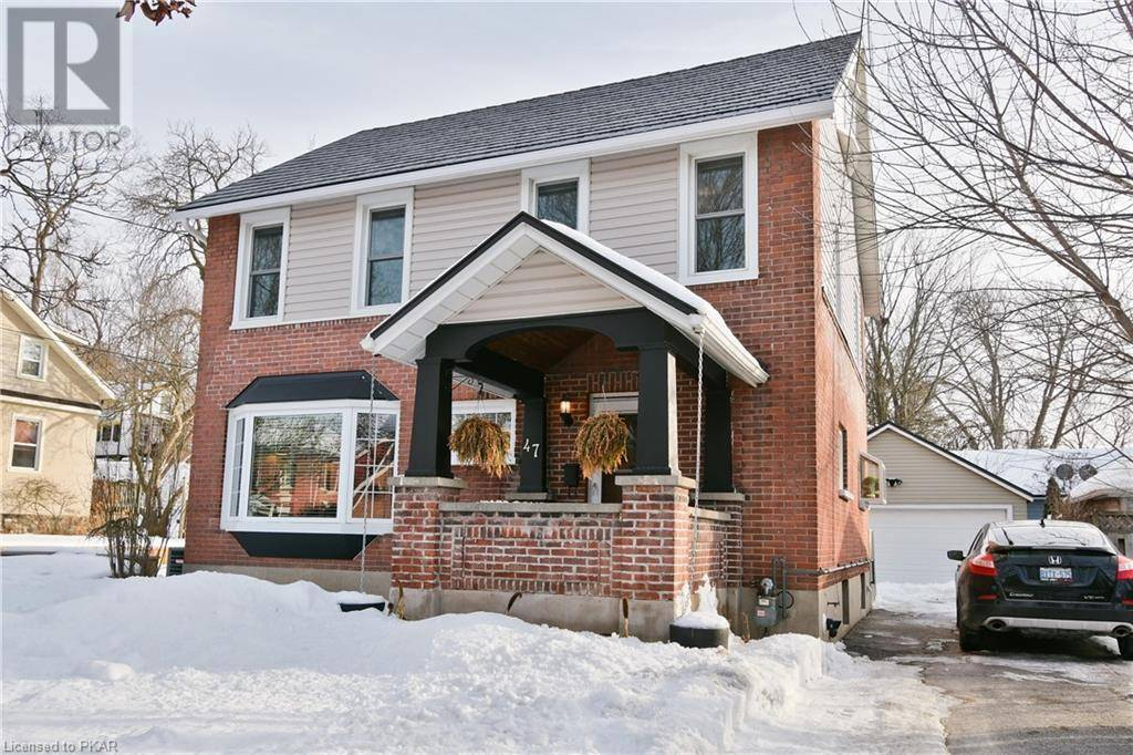 House for sale at 47 Robinson St Peterborough Ontario - MLS: 242078