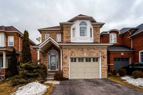 House for sale at 47 Scepter Pl Whitby Ontario - MLS: E4385266