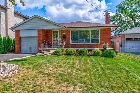 House for sale at 47 Silverhill Dr Toronto Ontario - MLS: W4588727