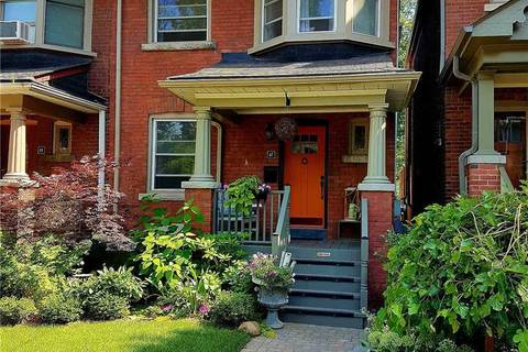 Townhouse for sale at 47 Sparkhall Ave Toronto Ontario - MLS: E4392022