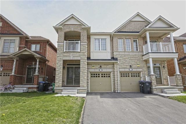 For Sale: 47 Speedwell Street, Brampton, ON | 4 Bed, 3 Bath Townhouse for $749,900. See 16 photos!