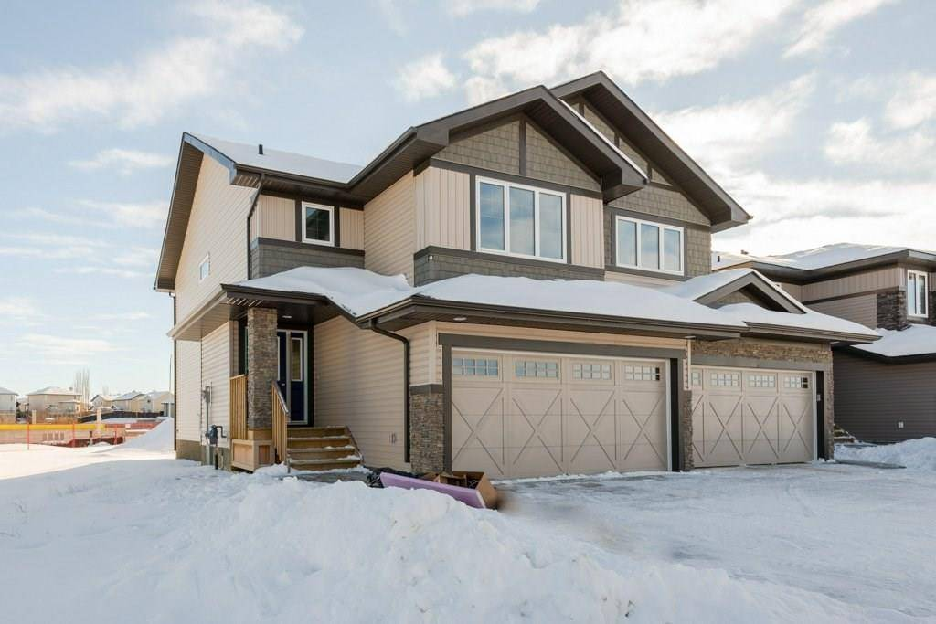 Townhouse for sale at 47 Spruce Gardens Cres Spruce Grove Alberta - MLS: E4185823