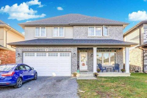 House for sale at 47 Stonecrest Blvd Belleville Ontario - MLS: X4966429