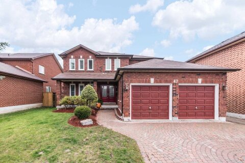 House for sale at 47 Stratton Cres Whitby Ontario - MLS: E4965137