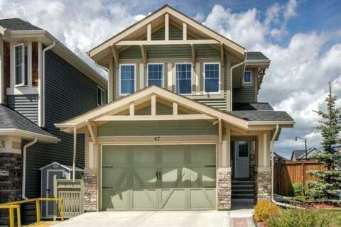 House for sale at 47 Sunrise Te Cochrane Alberta - MLS: C4301889