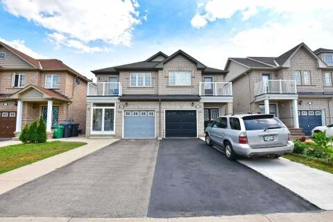 Townhouse for sale at 47 Tanasi Rd Brampton Ontario - MLS: W4850046