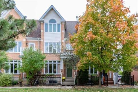 Townhouse for sale at 47 The Greenery . Oakville Ontario - MLS: 40035960