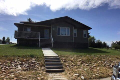 House for sale at 47 Tressa St Swan Hills Alberta - MLS: A1021747