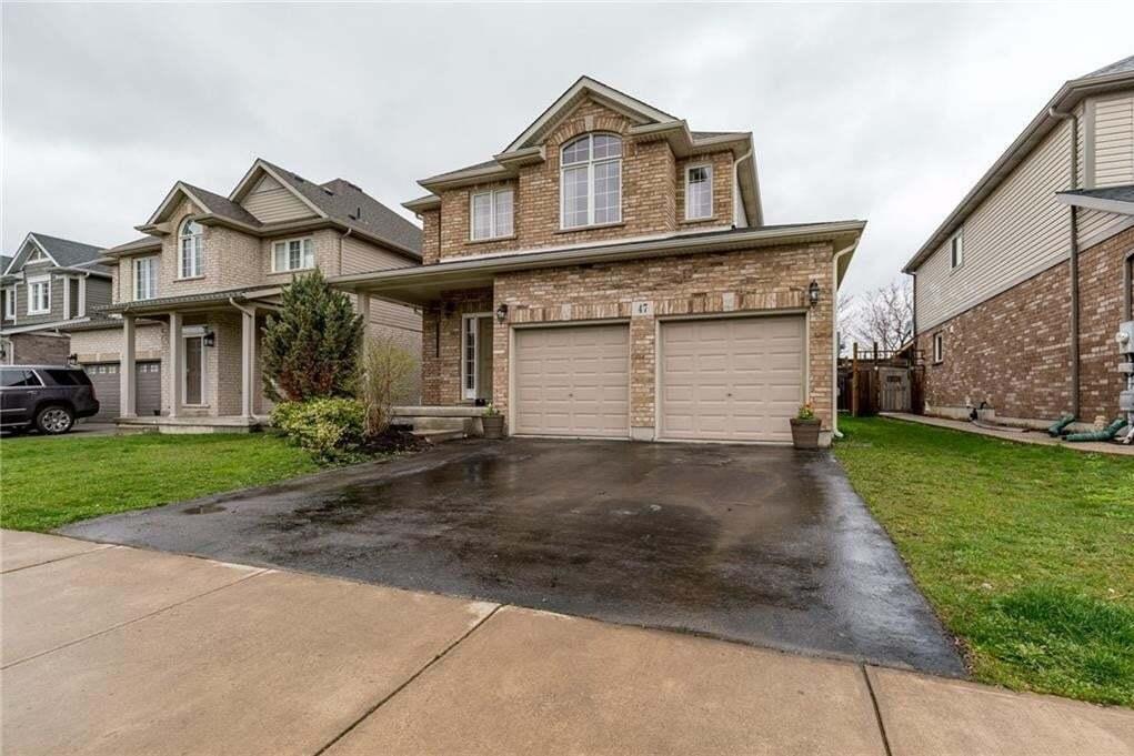 House for sale at 47 Tuliptree Rw Thorold Ontario - MLS: 30802554