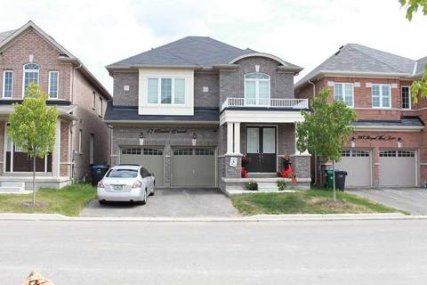 House for sale at 47 Unwind Cres Brampton Ontario - MLS: W4543626