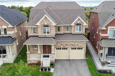 House for sale at 47 Valleybrook Cres Caledon Ontario - MLS: W4678825