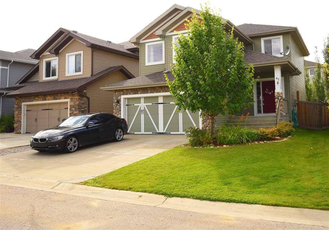 House for sale at 47 Voleta Ct Spruce Grove Alberta - MLS: E4171531