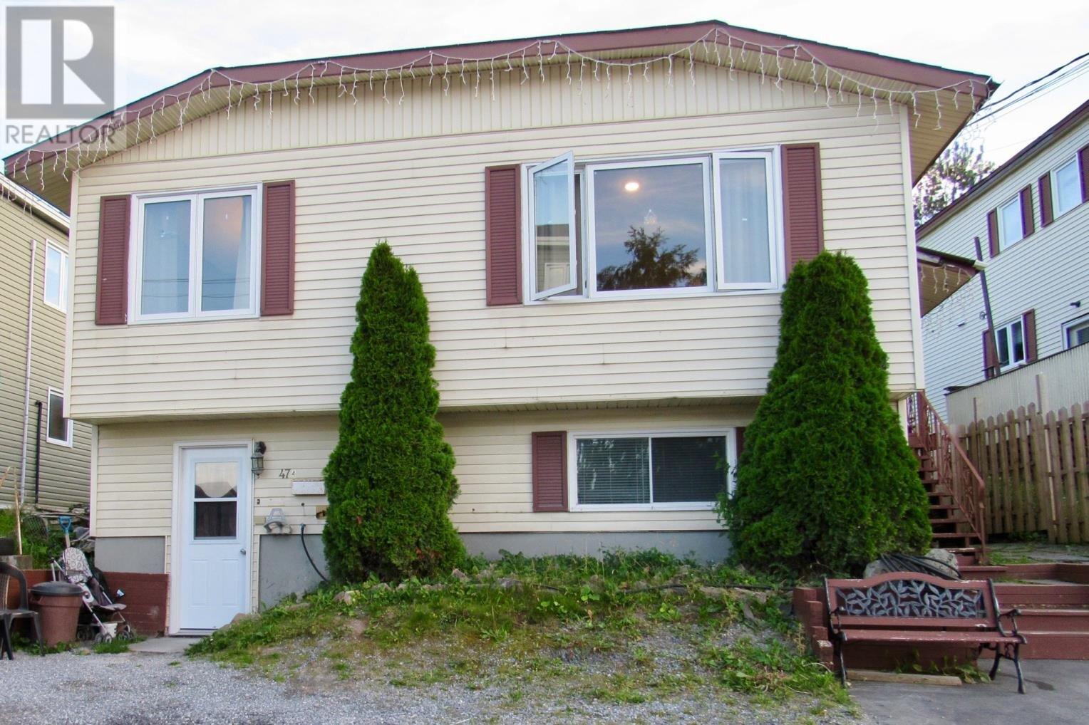 House for sale at 47 Wellington St Corner Brook Newfoundland - MLS: 1216062