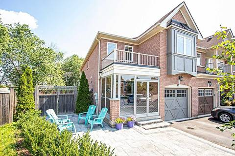 Townhouse for sale at 47 Whitefoot Cres Ajax Ontario - MLS: E4528807