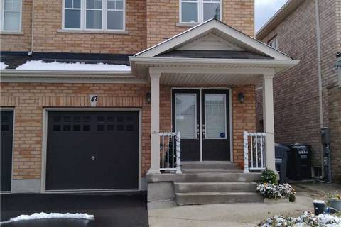 Townhouse for sale at 47 Yardley Cres Brampton Ontario - MLS: W4628994