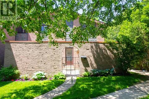 Townhouse for sale at 22 Southdale Rd East Unit 470 London Ontario - MLS: 201933