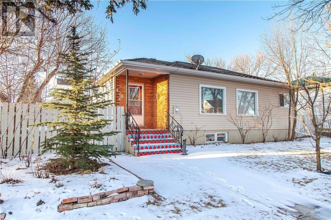 House for sale at 470 22 St Fort Macleod Alberta - MLS: ld0190945