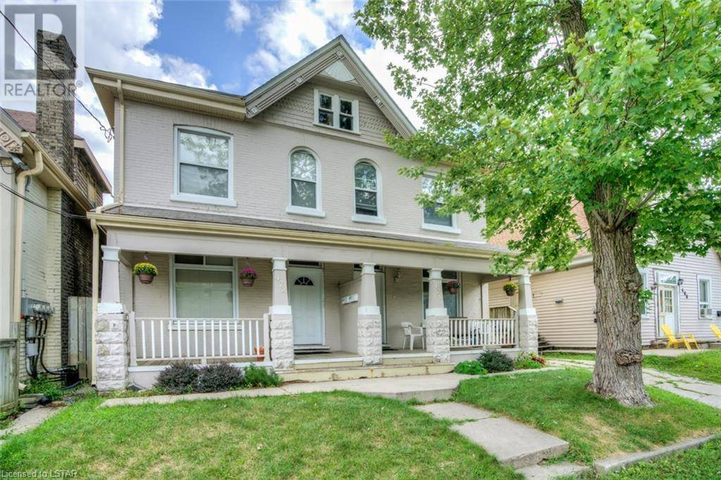 Townhouse for sale at 472 Adelaide St North Unit 470 London Ontario - MLS: 218098